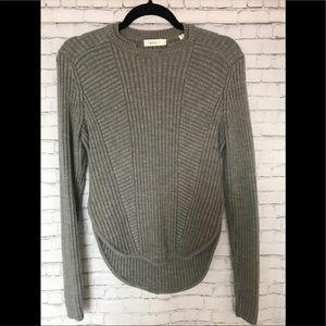 A.L.C. Gray sweater
